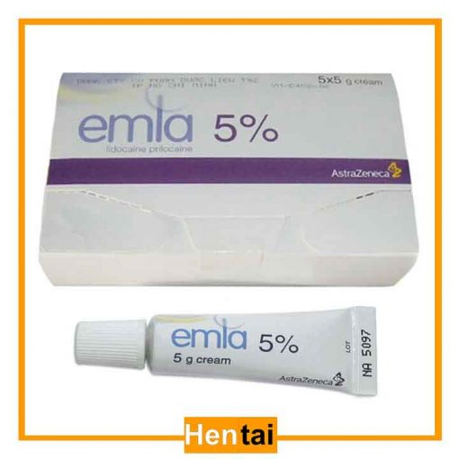 thuốc tê emla 5 giúp chữa xuất tinh sớm hiệu quả