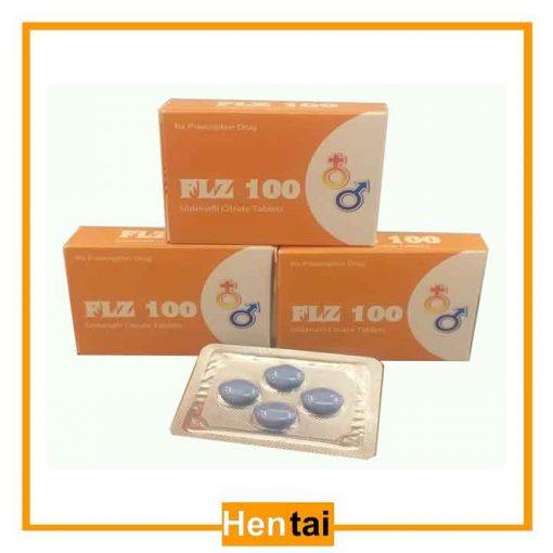 Thuốc FLZ 100 mg ấn độ