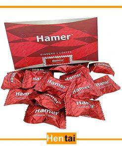 kẹo Sâm hamer tăng cường sinh lý mạnh mẽ