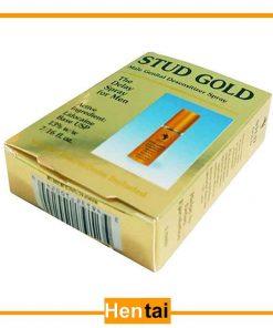 chai xịt chống xuất tinh sớm Stud gold