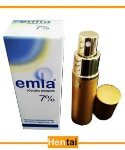chai xịt chống xuất tinh sớm Emla 7%