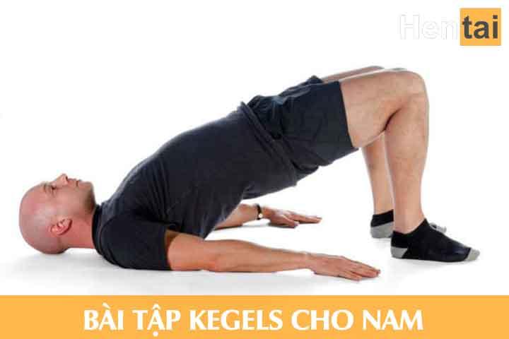 Bài tập kegels giúp tăng cường thể lực