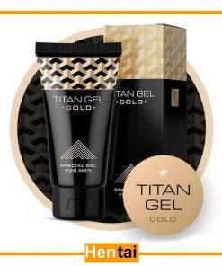 Gel Titan Gold tăng kích thước dương vật