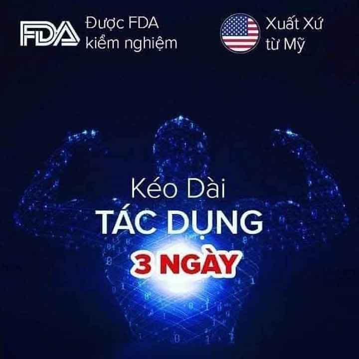 Thuốc cường dương của mỹ được FDA kiểm nghiệm
