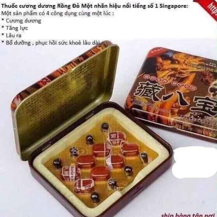 Thuốc rồng đỏ Singapore