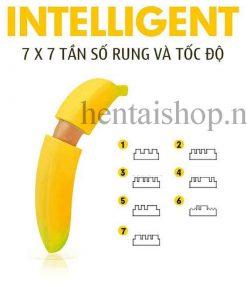 Dương vật giả cái chuối banana